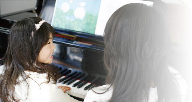 こども音楽教室 ピアノ